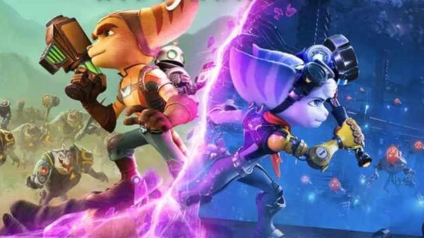 Ratchet & Clank : Rift Apart sur PS5
