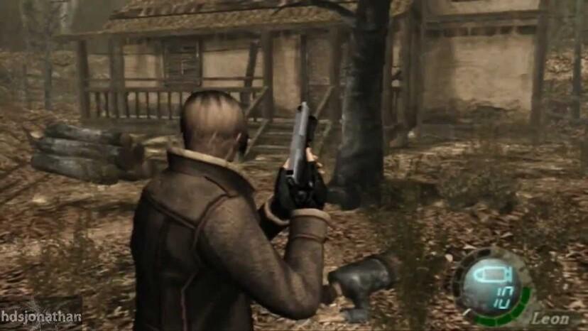 Resident Evil 4 sur Playstation 2